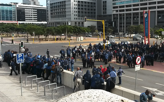 MyCiti bus routes unavailable until strike ends