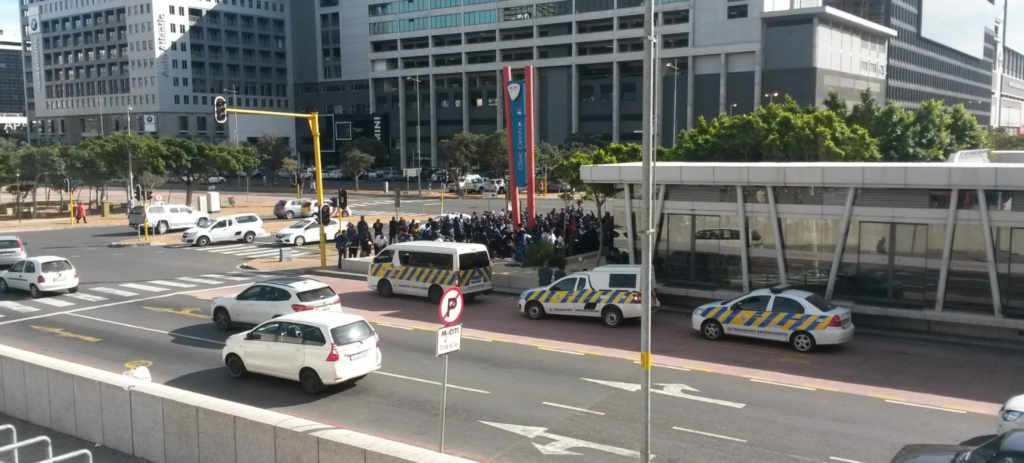 MyCiti strike affects matriculants