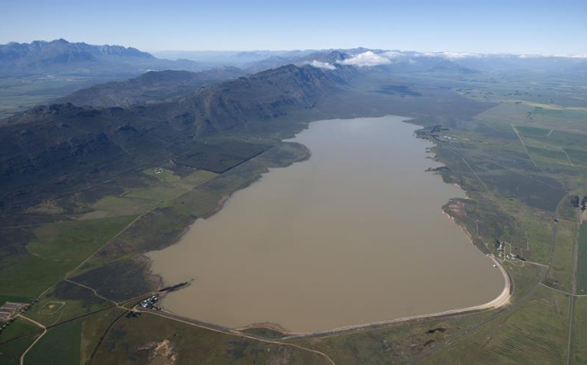 Increased consumption brings dam levels down