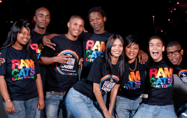 The Rainbow Academy - uplifting the Cape's youth