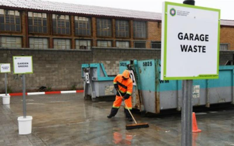 Cape Town increases its recycling efforts