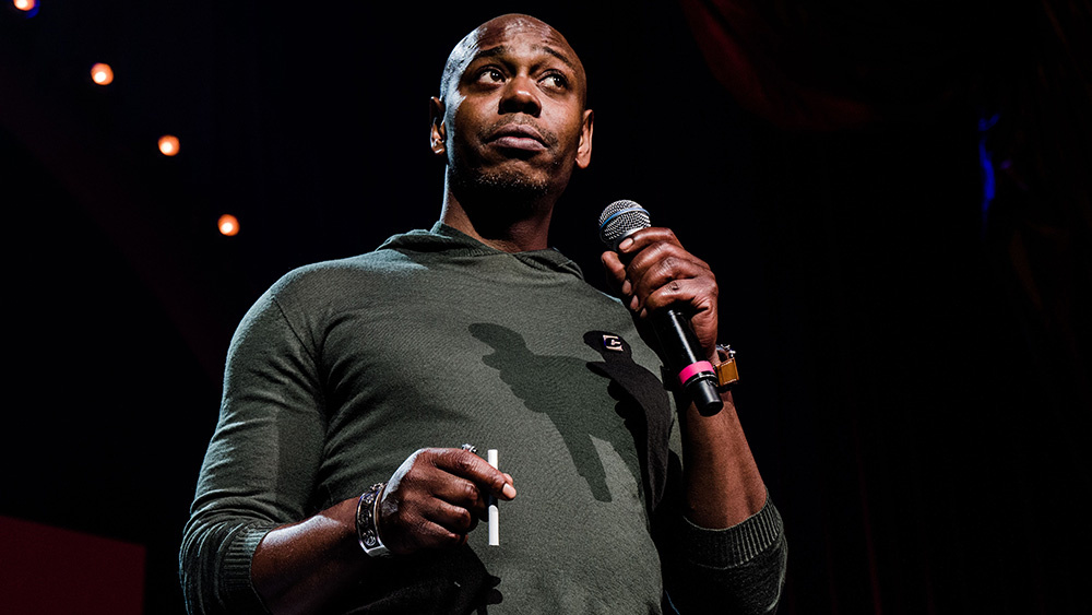 Dave Chappelle comes to SA