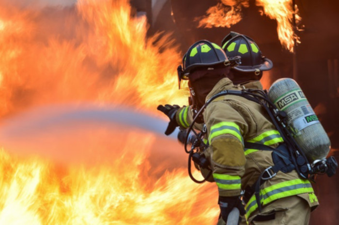 Local firefighters reject 30% wage increase