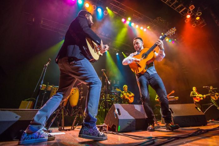 WIN: Double tickets to watch Gipsy Kings (closed)