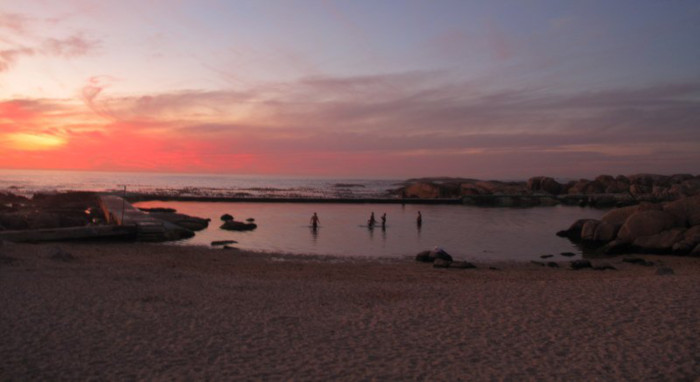 5 tidal pools in Cape Town