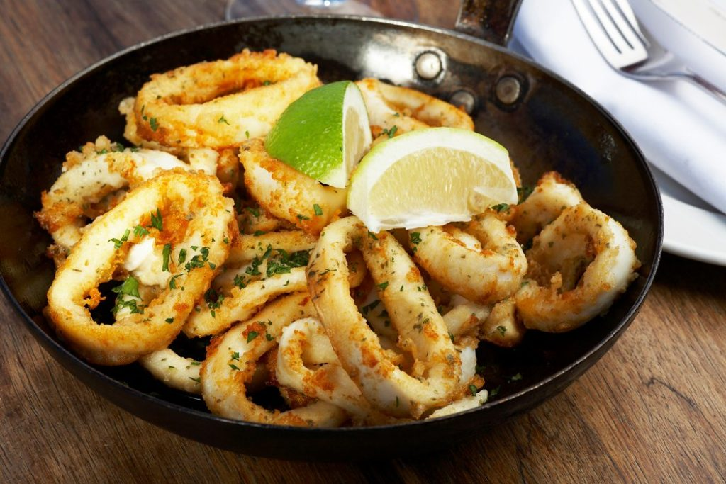 Calamari spots that will tentacle your fancy