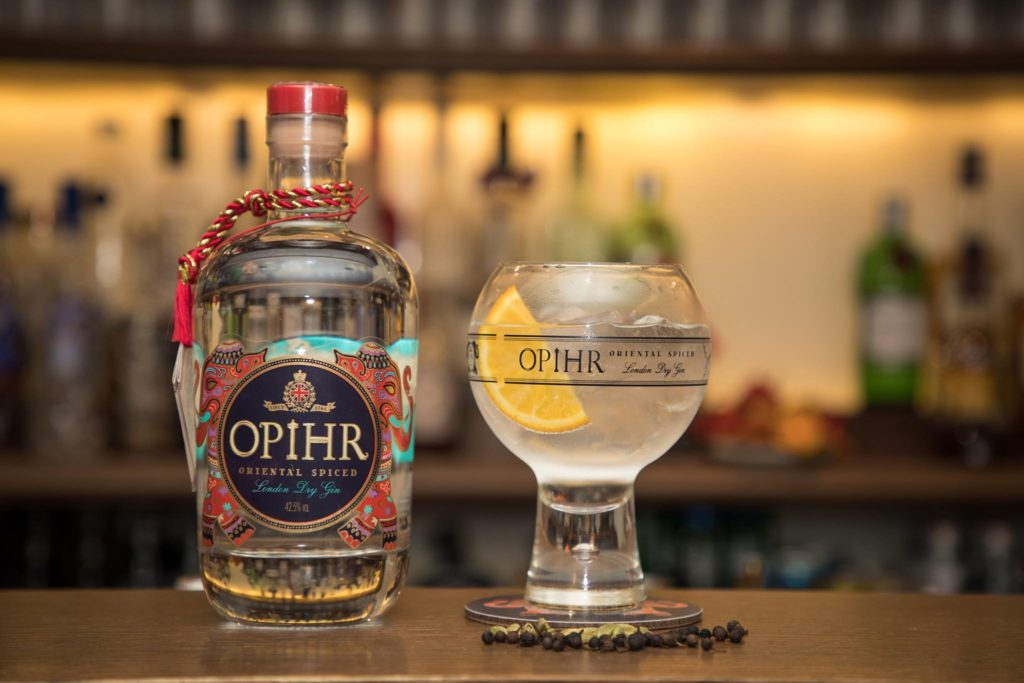ChristmasETC: Win an Opihr Gin hamper