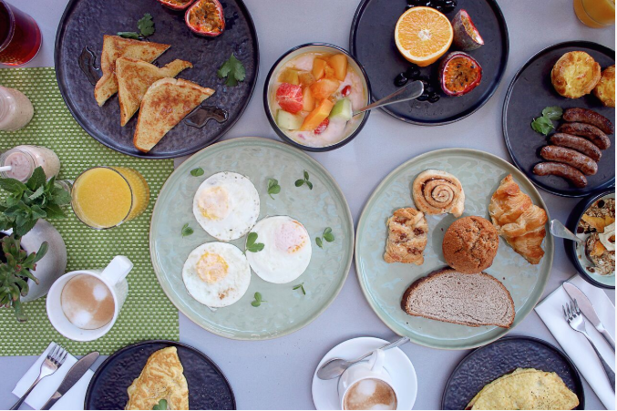 WIN: Brunch for 2 at Radisson Blu Hotel Waterfront (closed)