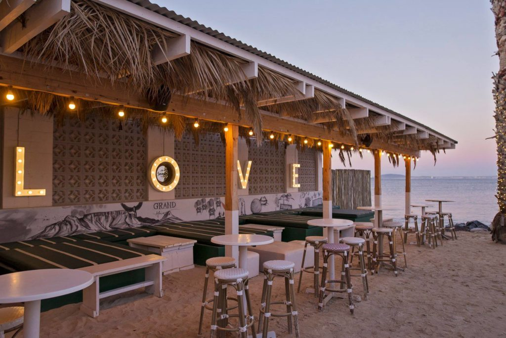 Beach bars to lounge at this summer