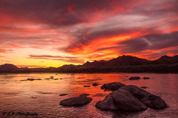 Cape Town's sunsets stun