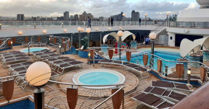 New luxury MSC cruise for locals