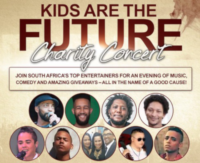 Kids are the future charity concert