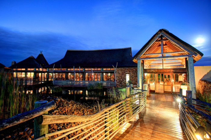 Garden Route Game Lodge's R4.5-million upgrade