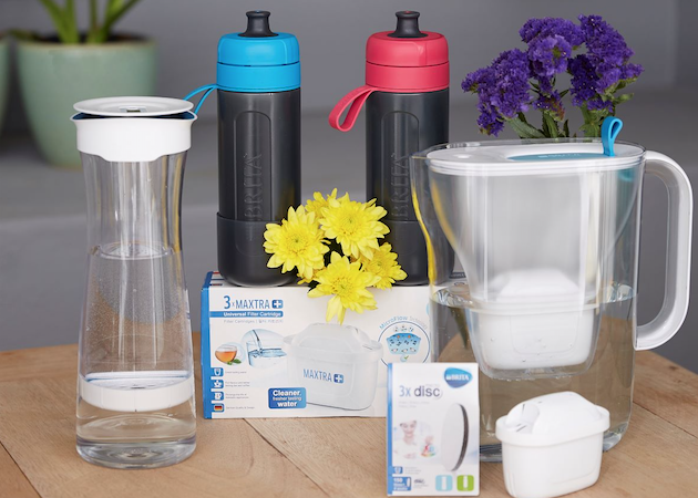 ChristmasETC: Win a Brita Hydration Pack
