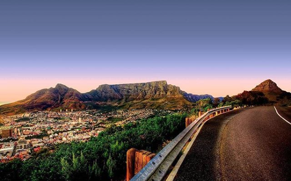 Table Mountain, place of myth and legend