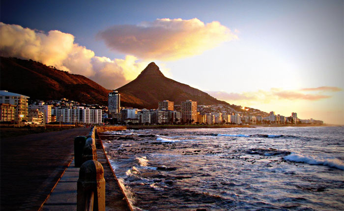 Meandering the Mother City: Sea Point