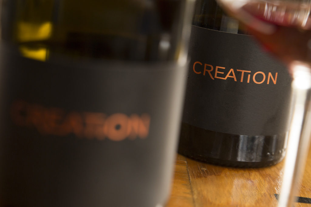 WIN: A food and wine pairing at Creation Wines (closed)