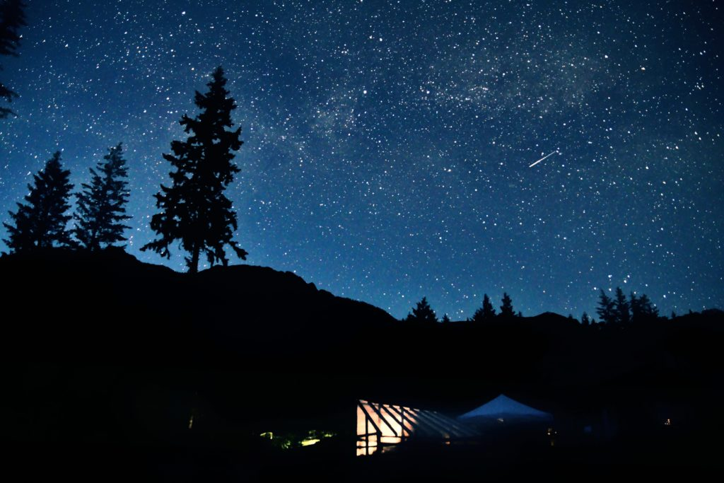 Best places to watch the Geminid meteor shower