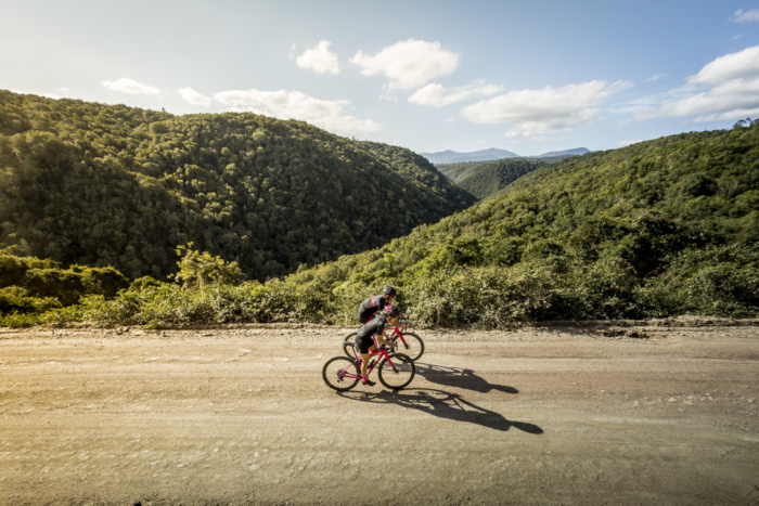 Free gravel cycling tour in Cape Town