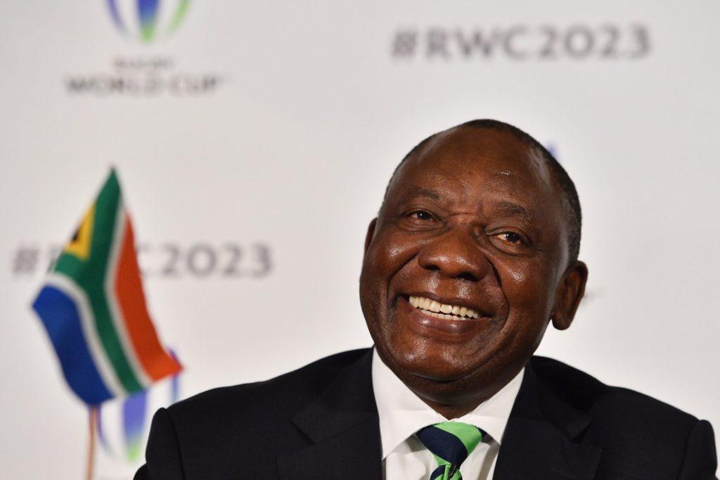 Ramaphosa reshuffles his Cabinet