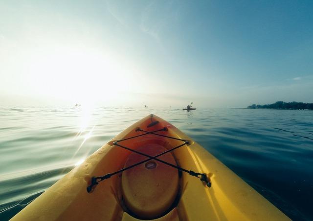 Kayak your way through the December holidays