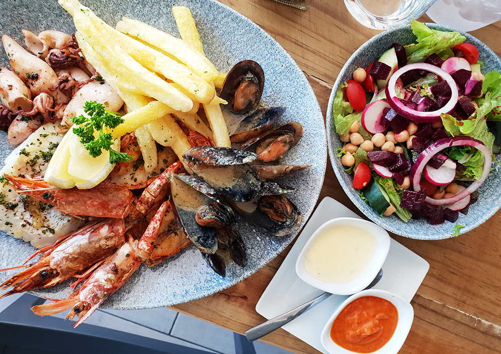 Sea Grill in Sea Point sets standard for seafood