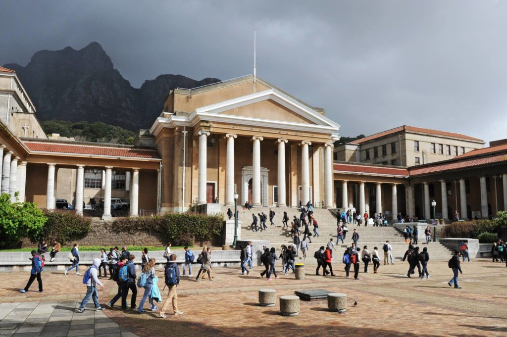 UCT renames Memorial Hall after Sarah Baartman