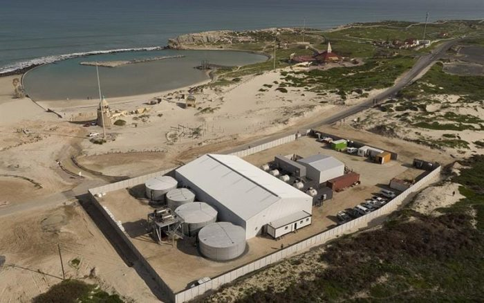 Two Cape Town desalination plants go offline
