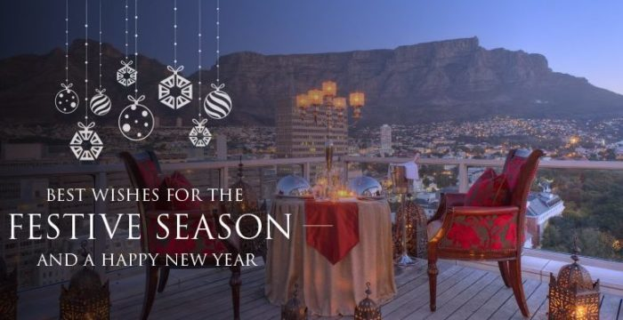 Christmas Feast at Taj Cape Town