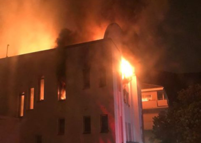 Synagogue in Sea Point damaged by fire