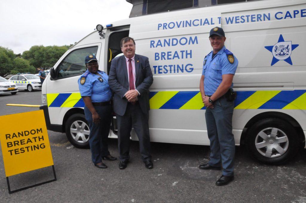 Road law enforcement plans for the festive season