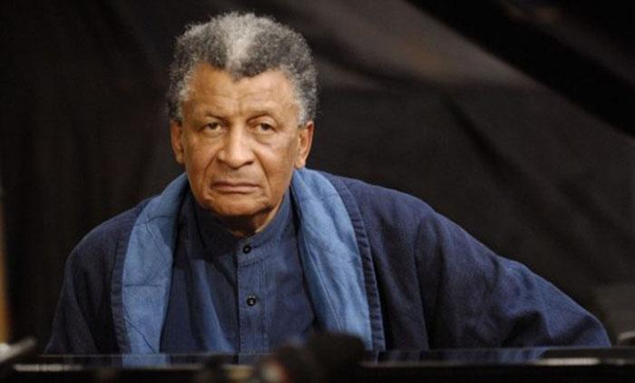 Abdullah Ibrahim Solo Piano Concert at Fugard Theatre