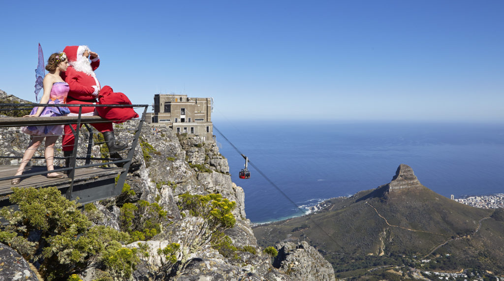 The Festive season at the Cableway this December