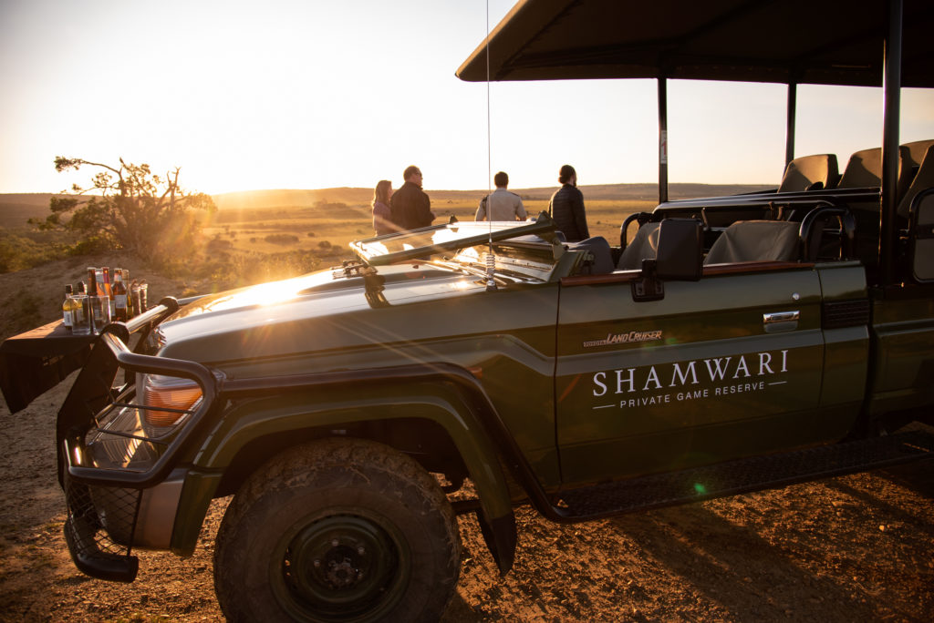Experience nature with Shamwari Private Game Reserve