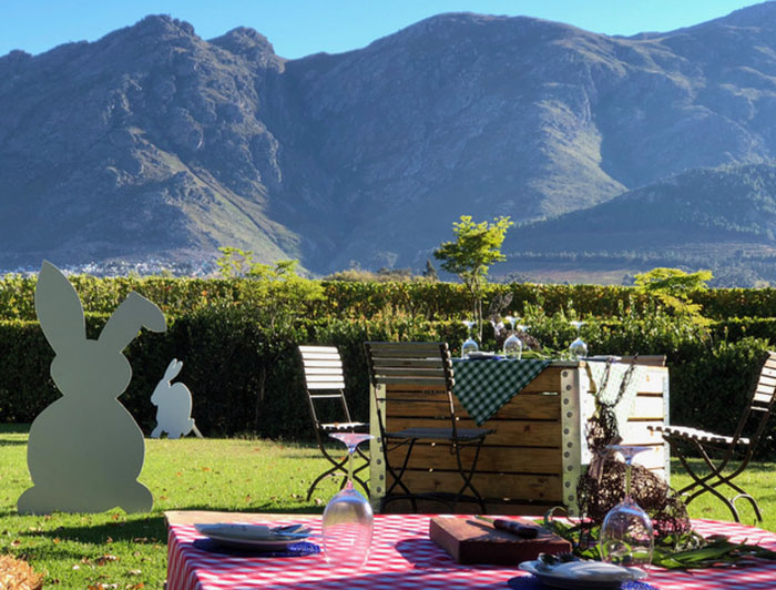 Easter picnic fun for the family at Grande Provence