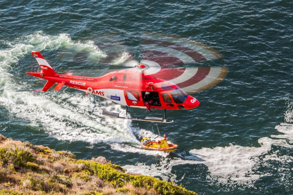 Young woman falls to her death at Chapman's Peak