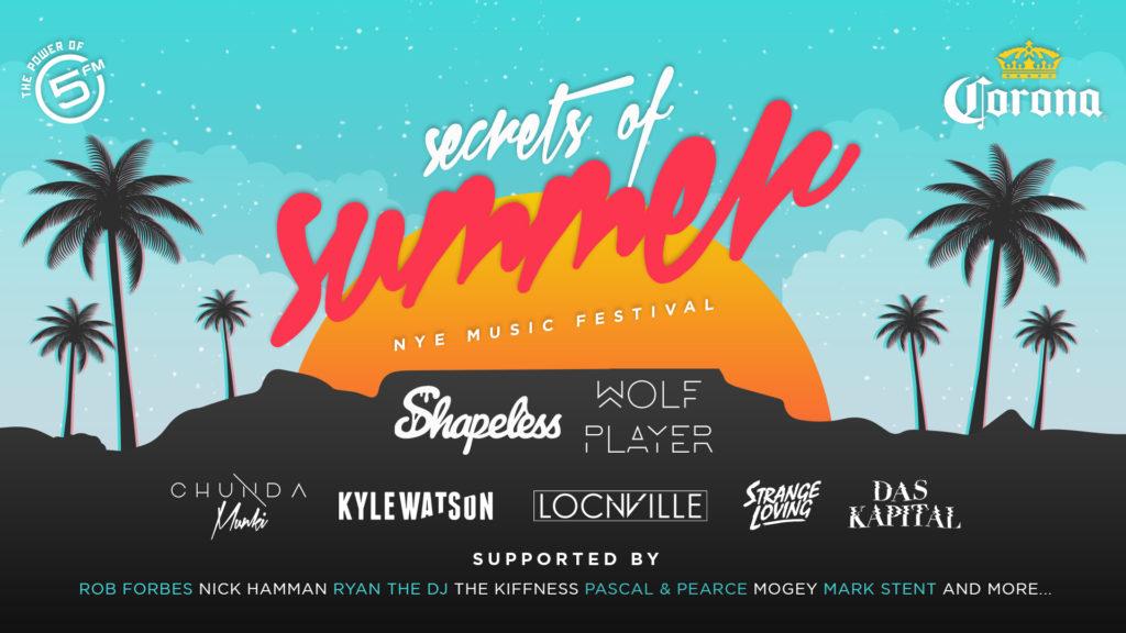 Secrets of Summer Event