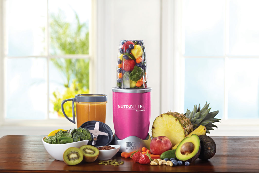 ChristmasETC: Winner of a pink NutriBullet