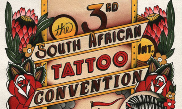 The South African International Tattoo Convention