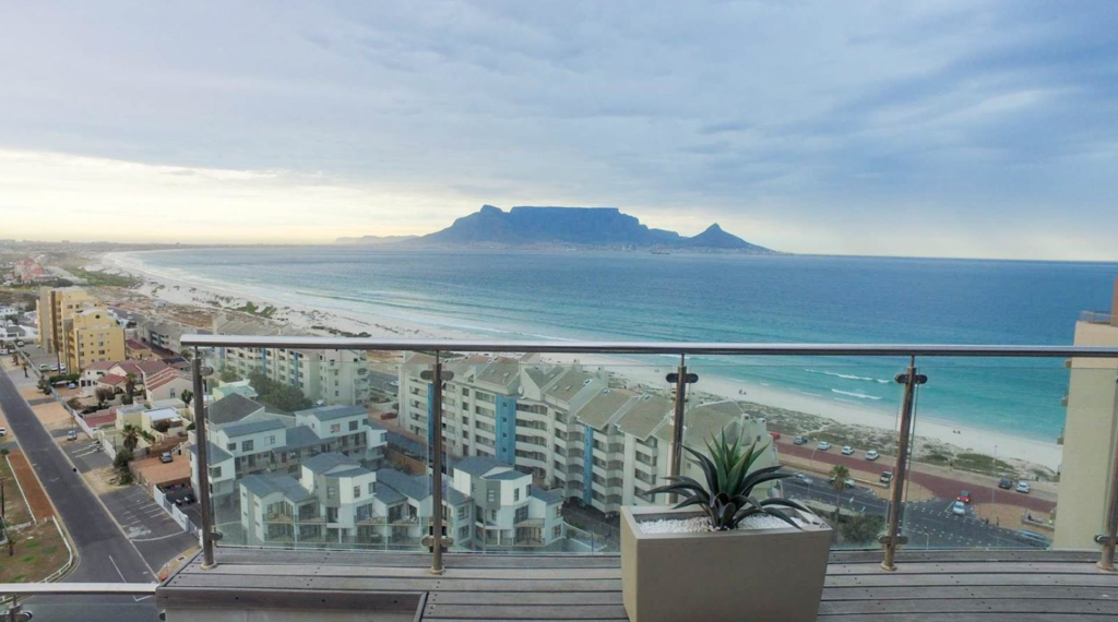 Popular holiday home locations in the Cape