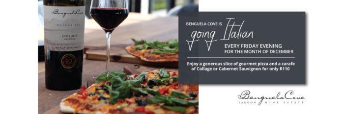 Italian Friday Evenings at Benguela Cove