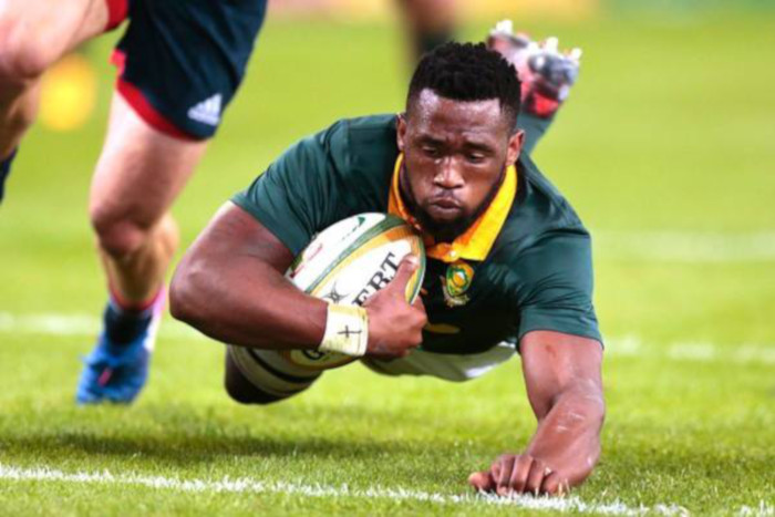 Kolisi only South African nominated for prestigious award