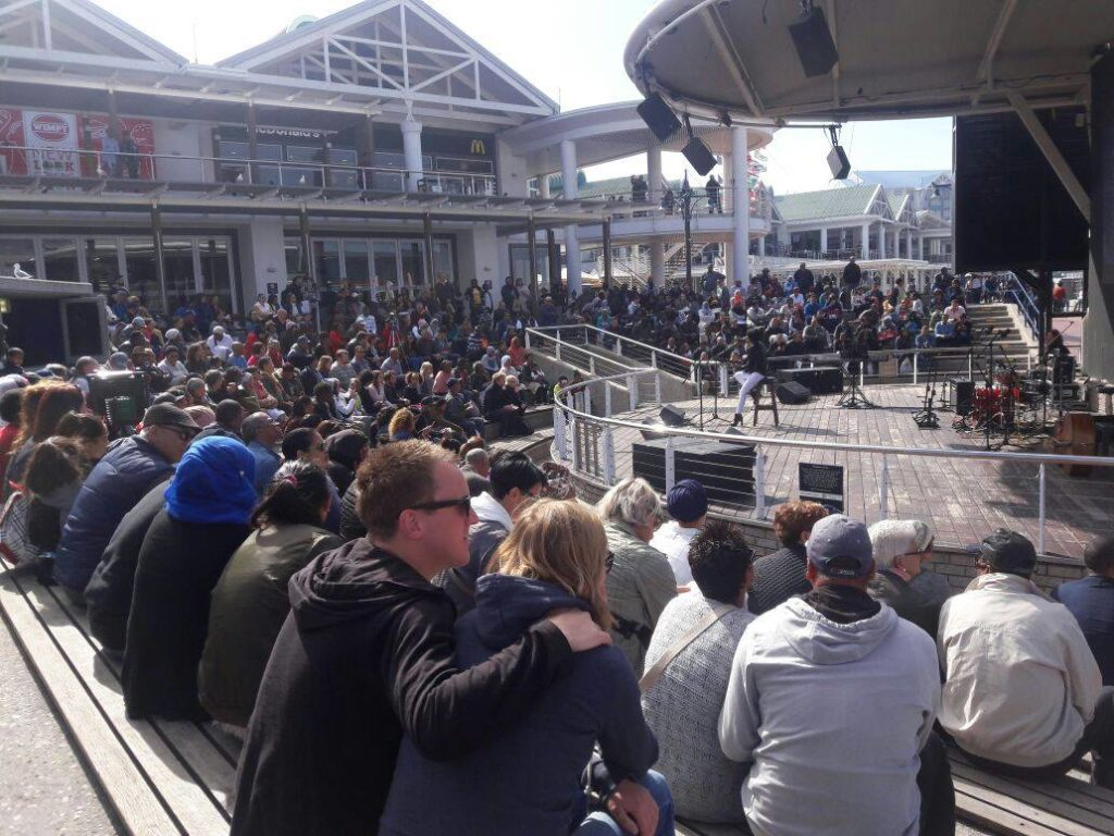 Free Live Music at V&A Waterfront Amphitheatre