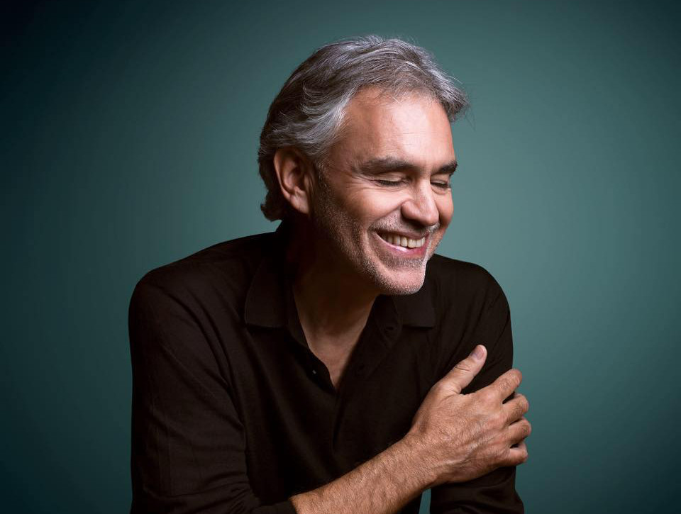 Andrea Bocelli is coming to South Africa