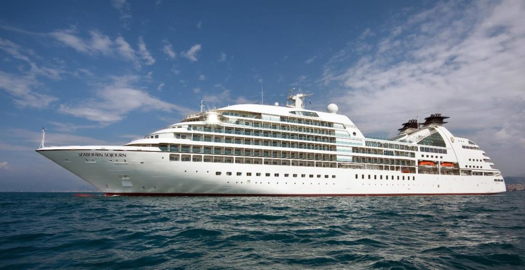 Two more cruise ships sail into town