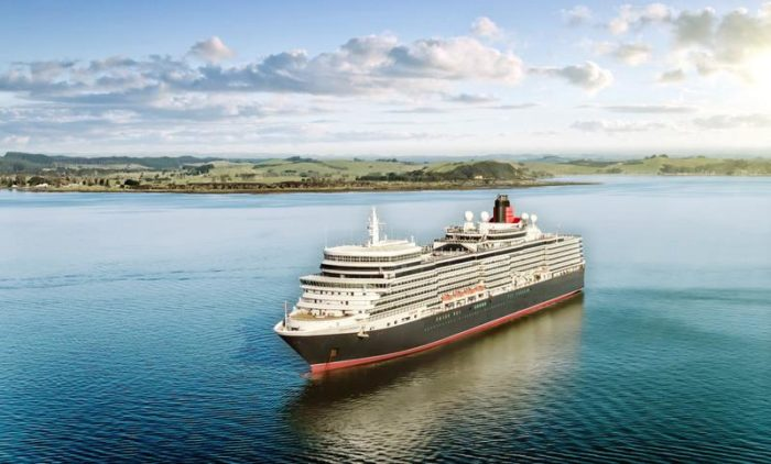 Cunard's Queen Elizabeth to visit Cape Town