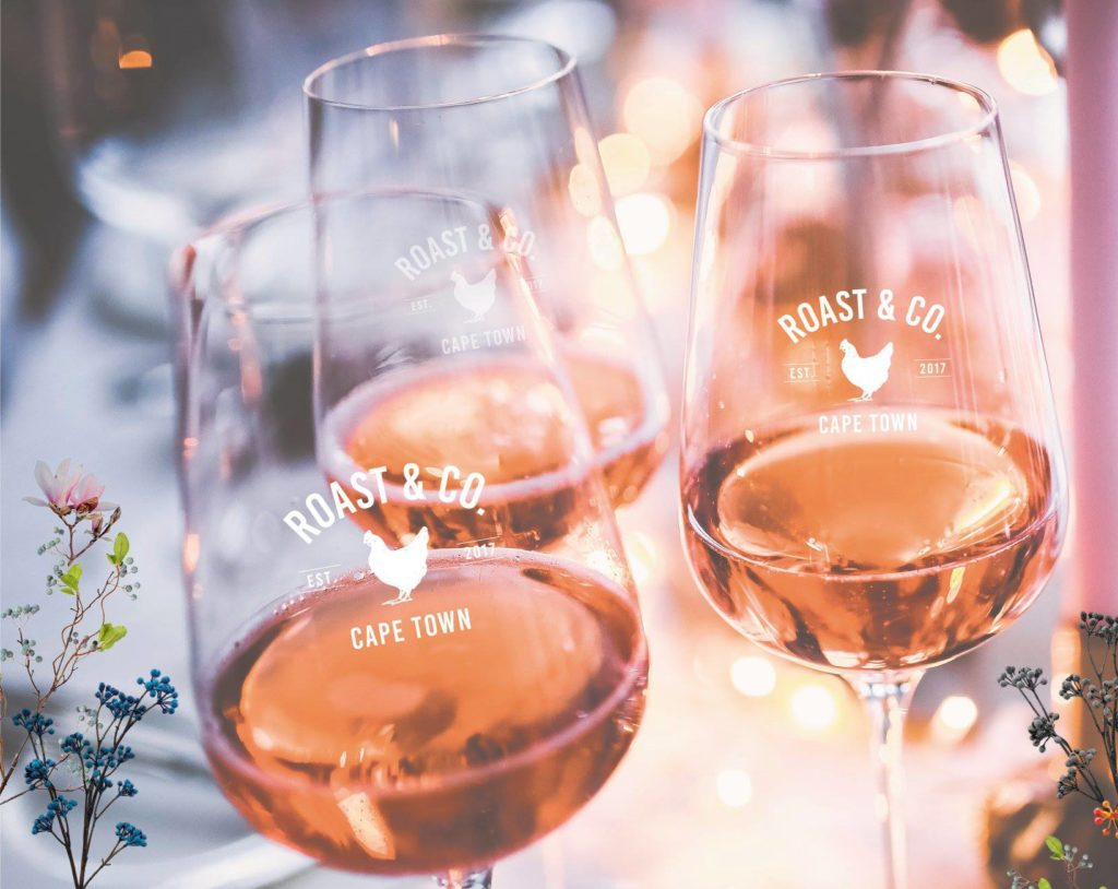 Rosé All Day at Roast&Co
