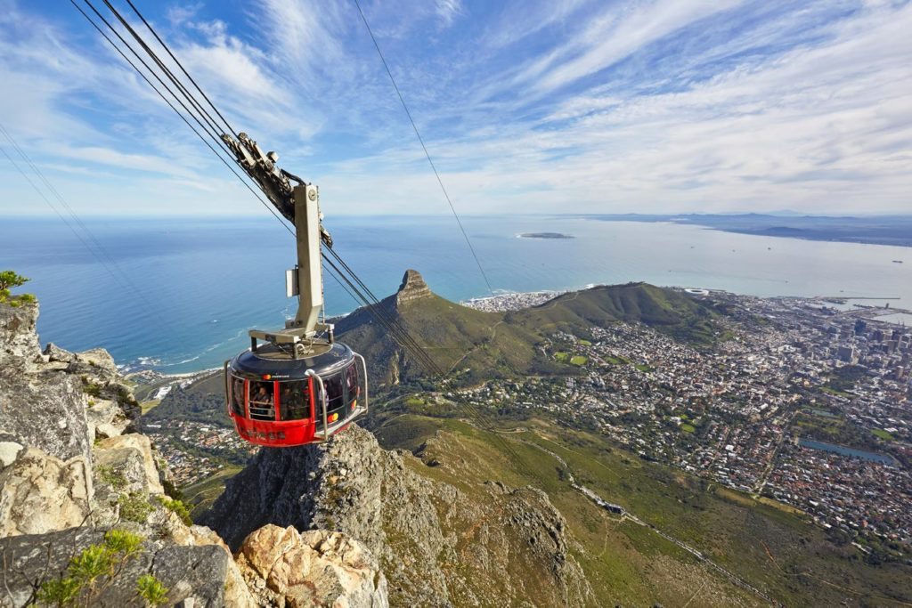Table Mountain Cableway best questions of 2018
