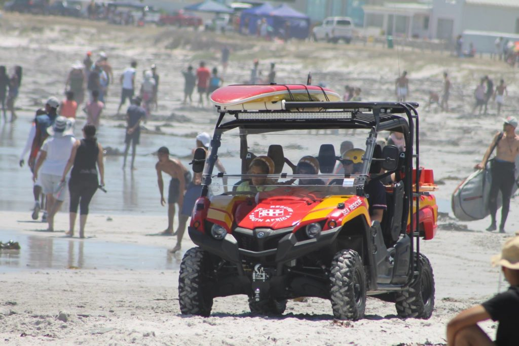 NSRI has busy start to the year
