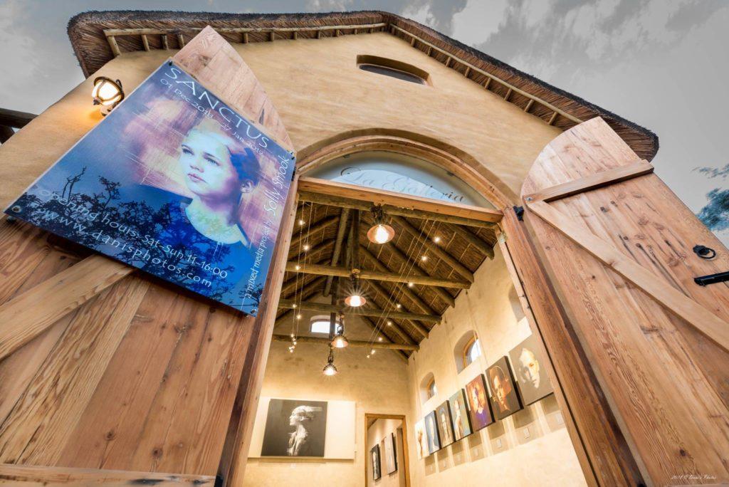 Solly Smook exhibition at La Galleria McGregor